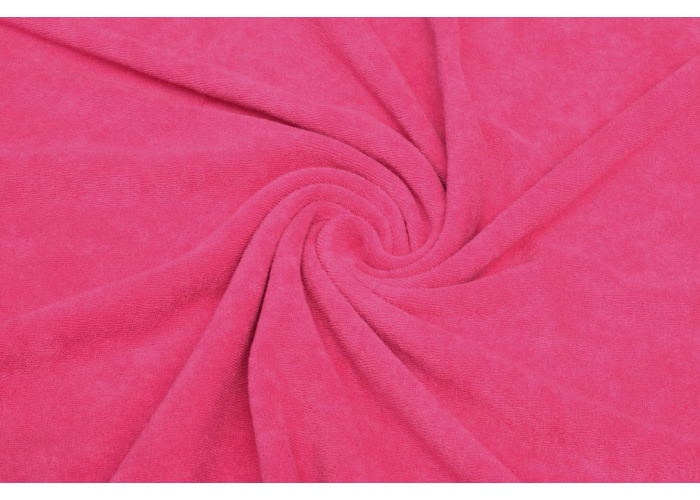 Frottee Stretch pink