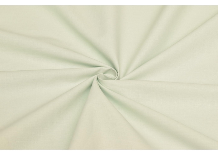 Baumwoll Voile uni light mint