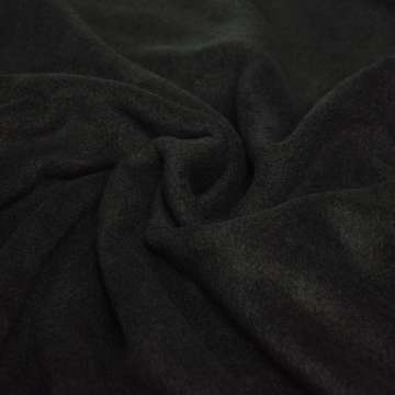 Polar Fleece schwarz