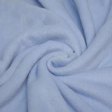 Polar Fleece hellblau