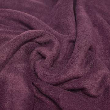 Polar Fleece aubergine