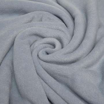Polar Fleece hellgrau