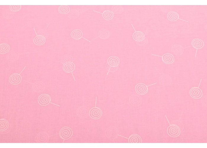 Baumwoll Voile Lolly´s rosa