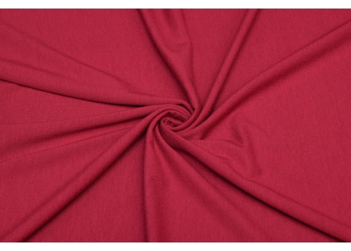 viscose tricot rood/pink